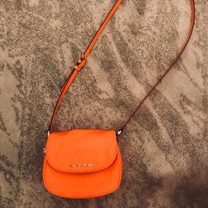 Handbags - Michael Kors Orange crossbody bag